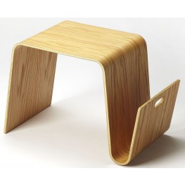 Anders Mid-Century Modern Magazine Table