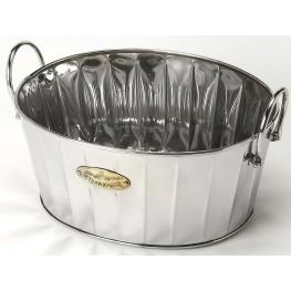 Santa Rosa Stainless Steel Wine Bucket