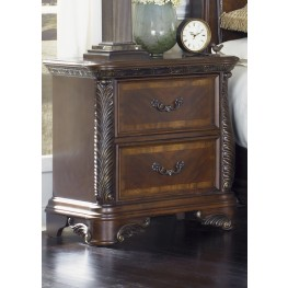 Highland Court 2 Drawer Nightstand