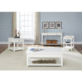 Harbor View Linen Occasional Table Set