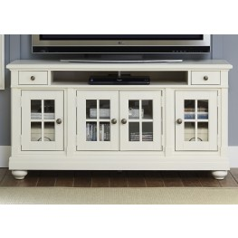 "Harbor View Linen 62"" TV Console"