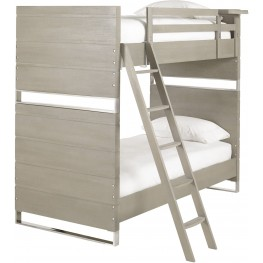 Axis Symmetry Twin Over Twin Bunk Bed