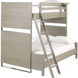 Axis Symmetry Twin Over Full Bunk Bed