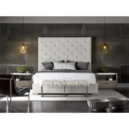 Brando Cream Platform Bedroom Set