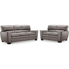 Cambria Wilson Gray Living Room Set