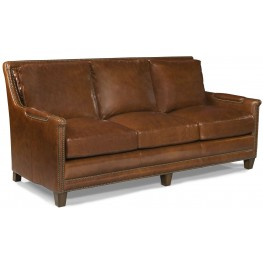 Prescott Brooklyn Saddle Leather Sofa