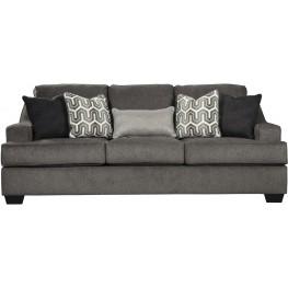 Gilmer Gunmetal Sofa