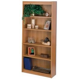 Cappuccino Cherry Standard Bookcase