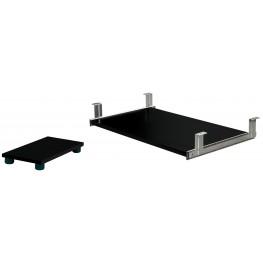 Charcoal Standard Keyboard Drawer & CPU Platform