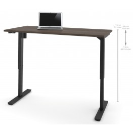 """60"""" Antigua Electric Height Adjustable Table"""