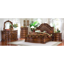 San Mateo Sleigh Bedroom Set