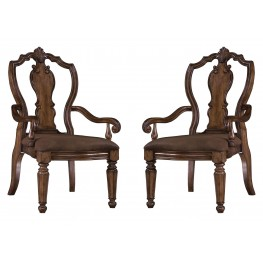 San Mateo Arm Chairs Set of 2