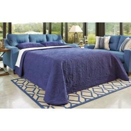 Forsan Nuvella Blue Queen Sofa Sleeper