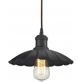 Corrine Oil Rubbed Bronze 1 Light Pendant