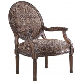 Vanceton Brown Accent Chair