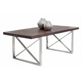 Catalan Wood Dining Table