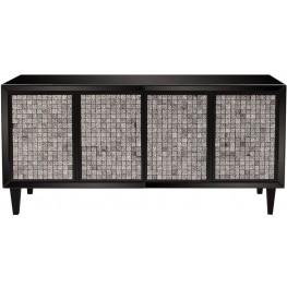 Glossy Black Cabinet
