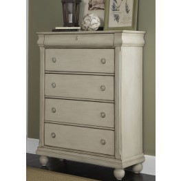 Rustic Traditions II 5 Drawer Chest