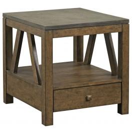 Modern Classics Mason Drawer End Table