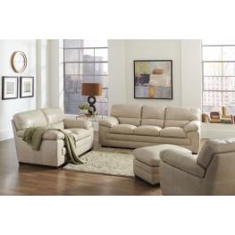 Biscayne White Living Room Set