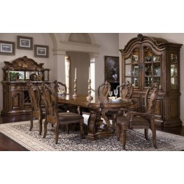 San Mateo Extendable Dining Room Set