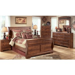 Timberline Sleigh Bedroom Set