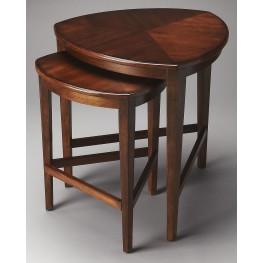Butler Loft Finnegan Antique Cherry Nesting Tables