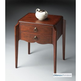 Plantation Cherry 7016024 Accent Table
