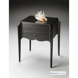 Black Licorice 7016111 Accent Table