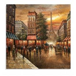 Paris Nights Wall Art