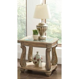 Trivellato Antique Linen Coffee Table