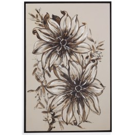 Floral Sketch Wall Art