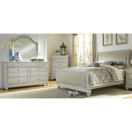 Harbor View III Sleigh Bedroom Set