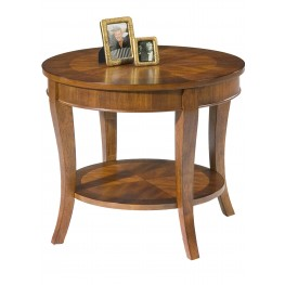 Bradshaw Round End Table