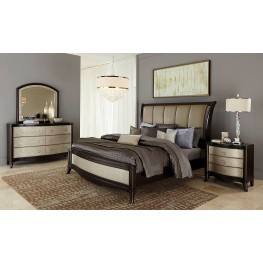 Sunset Boulevard Sleigh Bedroom Set