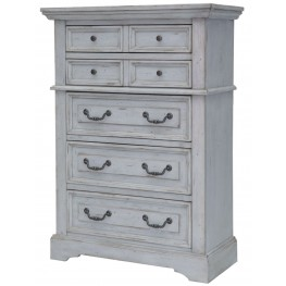 Stonebrook Antique Gray Chest