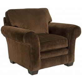 Zachary Affinity Microfiber Chair