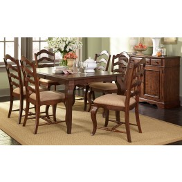 Woodland Creek Rectangular Dining Room Set