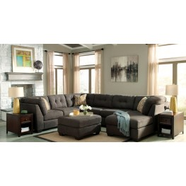 Delta City Steel RAF Sectional