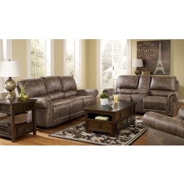 Oberson Gunsmoke Power Reclining Living Room Set