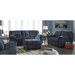 Dailey Midnight Living Room Set