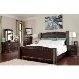 Vachel Poster Bedroom Set