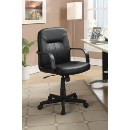 800049 Black Office Chair