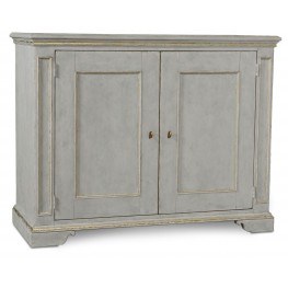 The Foundry Vintage Blue Grayson Accent Chest