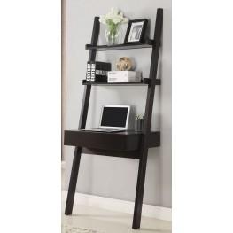Cappuccino Ladder Desk