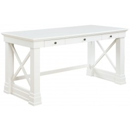 Johansson Antique White Desk by Donny Osmond