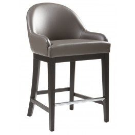 Haven Grey Counter Stool