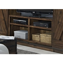 Lancaster III Entertainment TV Stand