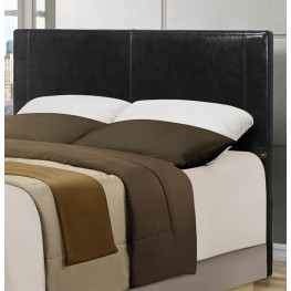 Emma Black Twin Headboard