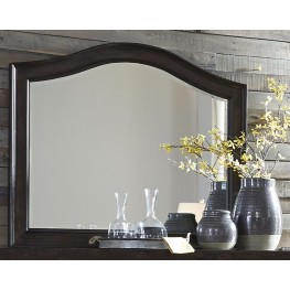 Catawba Hills Peppercorn Mirror